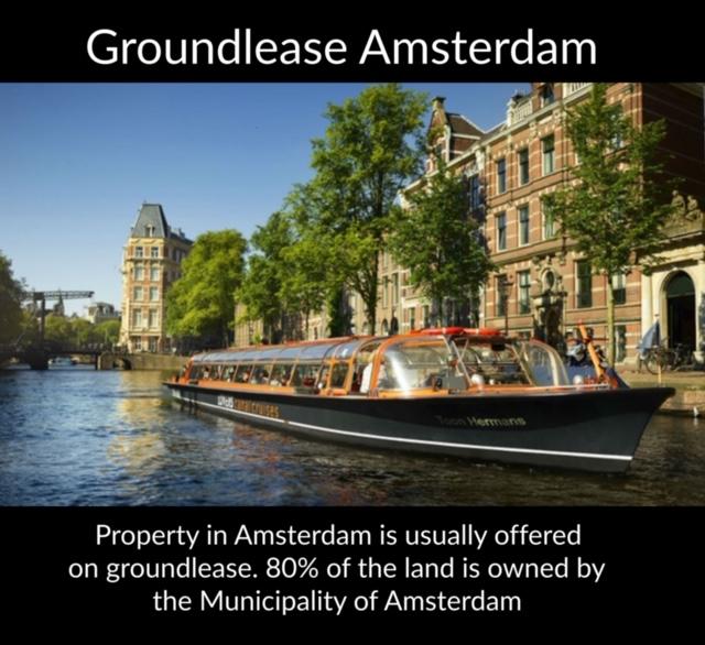 Groundlease Amsterdam